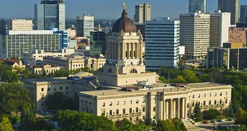 manitoba legislative buidling
